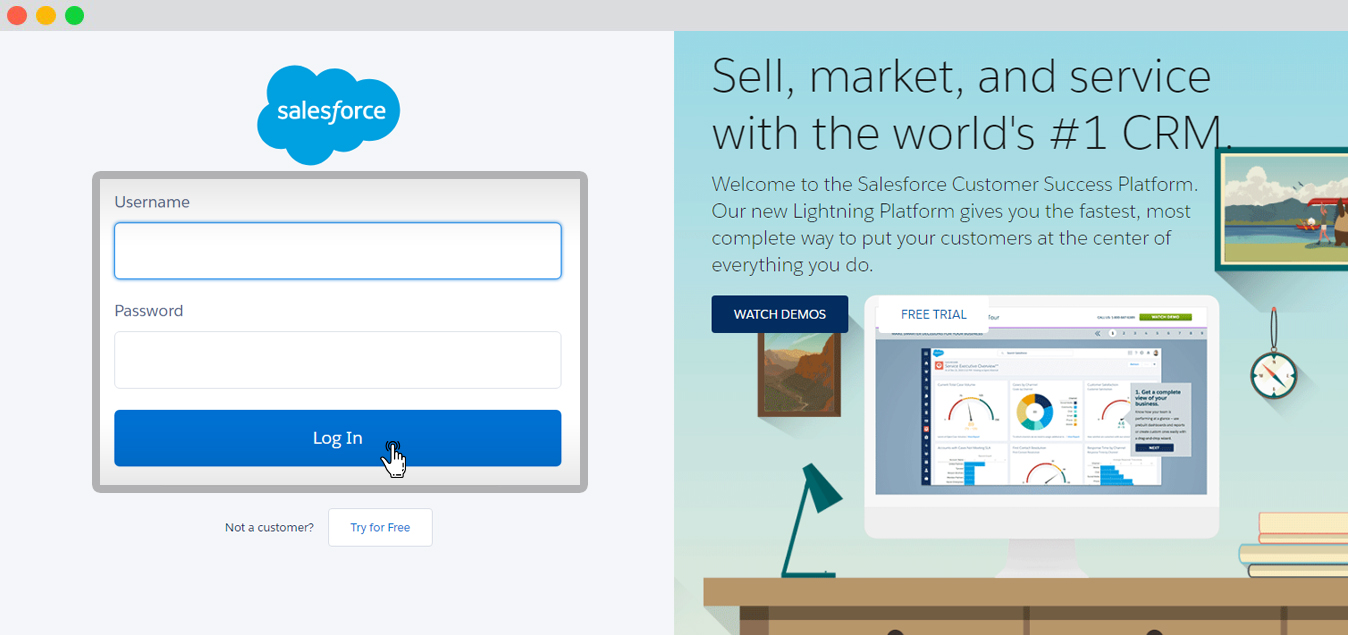 WP Event Manager Salesforce CRM