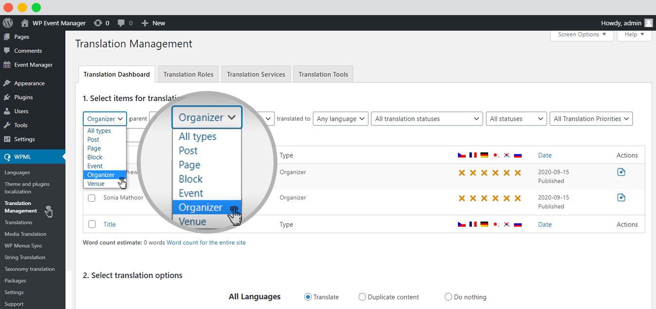 translate Custom Post Type 2