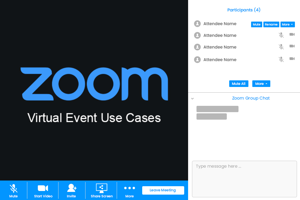 All Zoom Video Conferencing Features