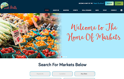 Small Stalls – The Home of Markets