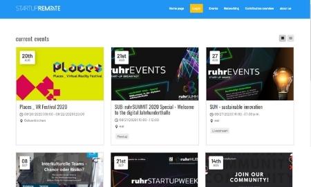 StartupRemote