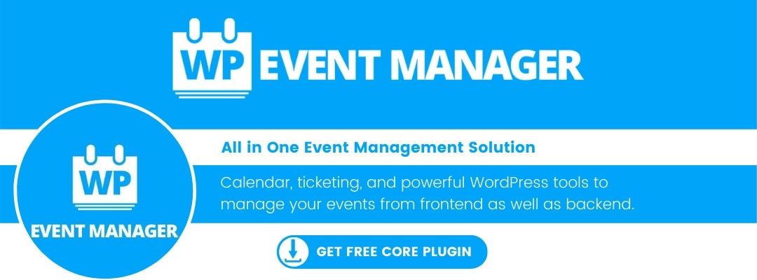 Amp Up Your Networking Event with WP Event Manager