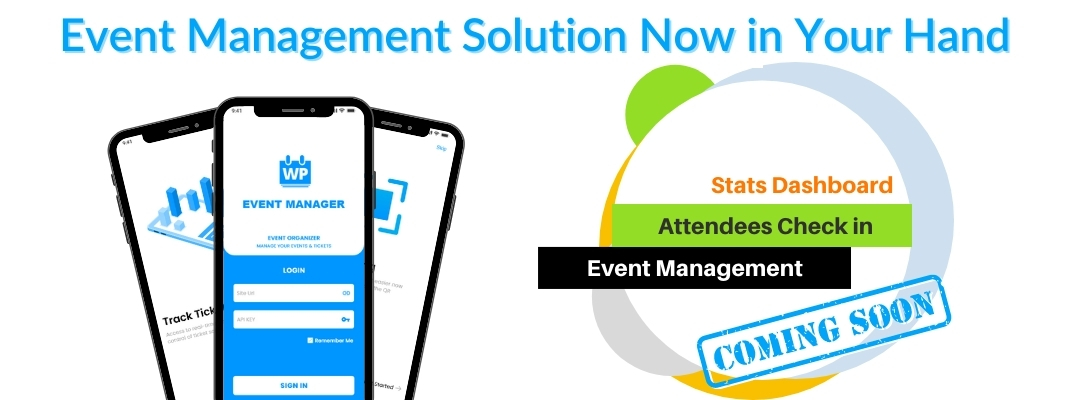 Harness the power of WP Event Manager