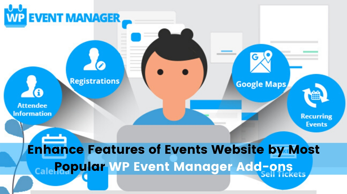 Enhance Features of Events Website with WP Event Manager