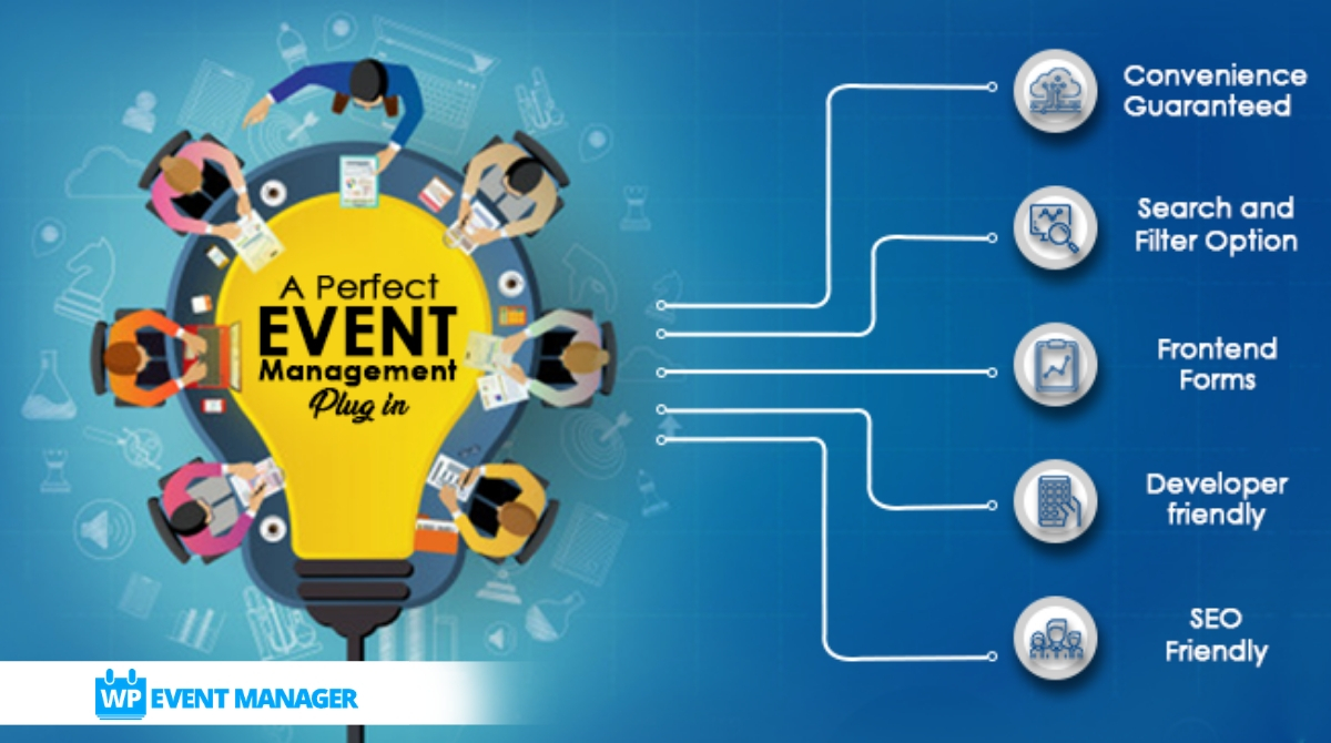 Event Management Plug-in to Skyrocket Your Website