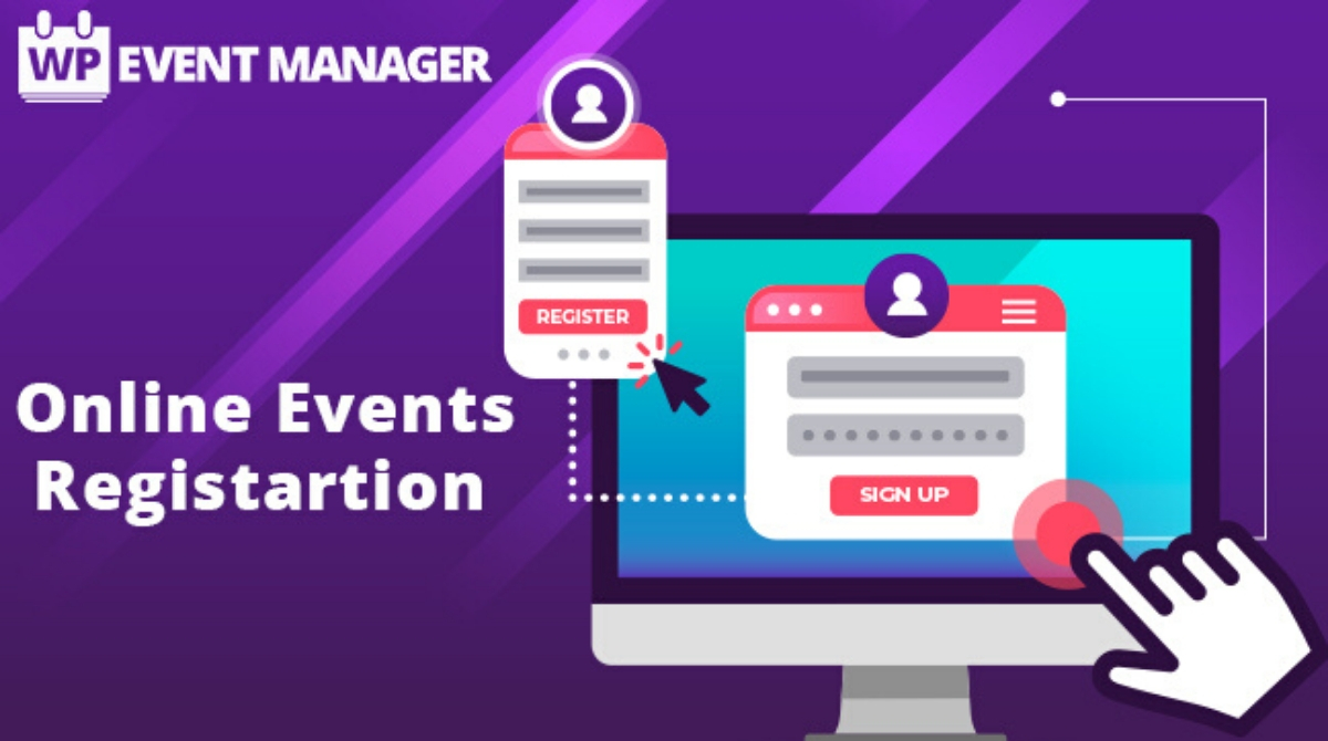 How Event Registration Add-on Useful for Events Business