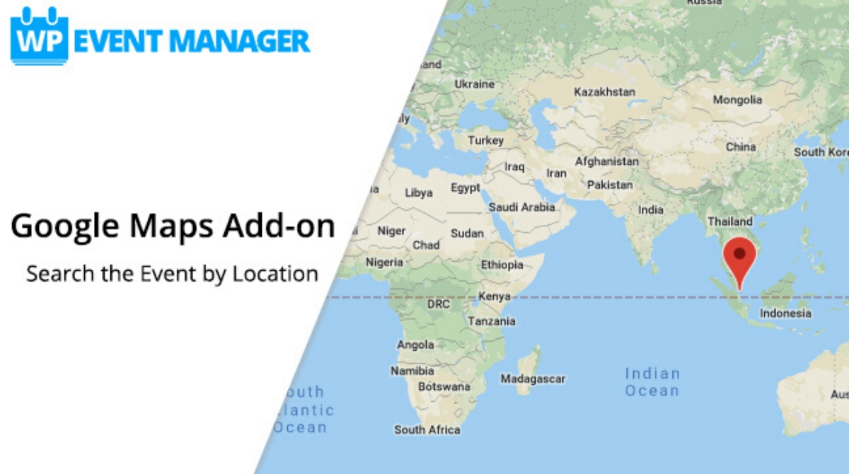 WP Event Manager's Latest Google Maps Add-on available