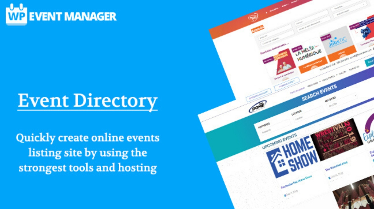 How to Start Online Events Listing Site in 45 Minutes – Step-by-Step Guide for Beginners