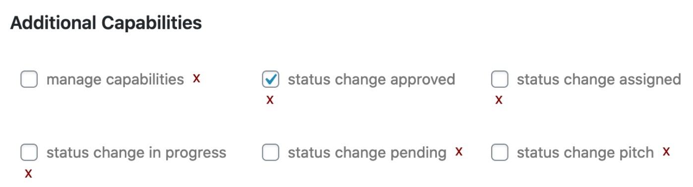 Custom Statuses in WordPress 8