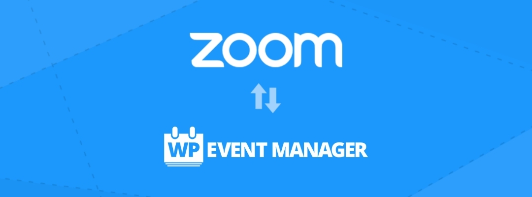 Managing Zoom with WP Event Manager