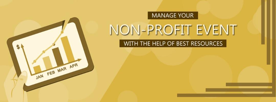 Non-Profit Event Management 2