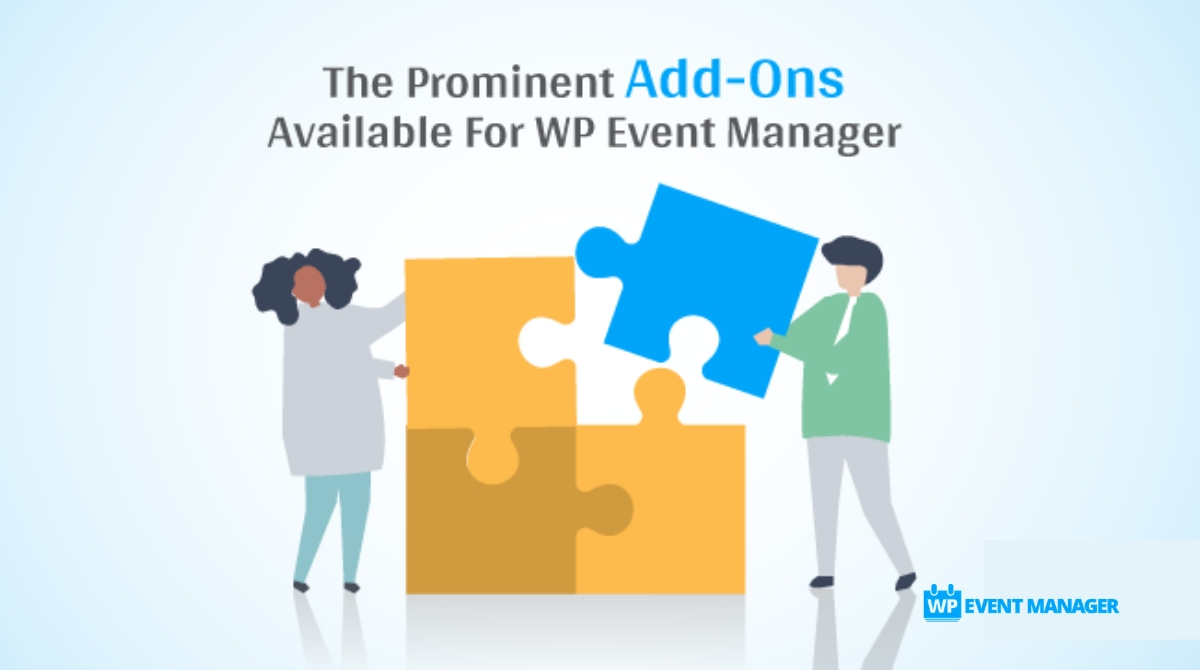 The latest Prominent Add-Ons Available on WP Event Manager