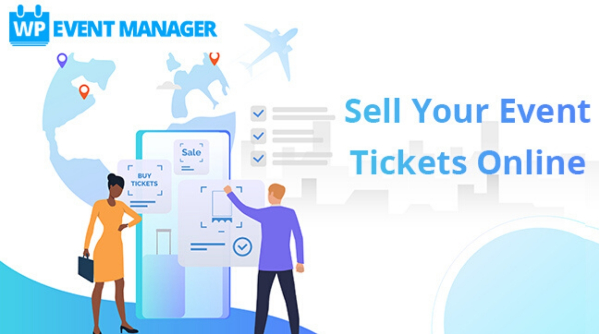 How Sell Tickets Add-on is Useful for Events Website?