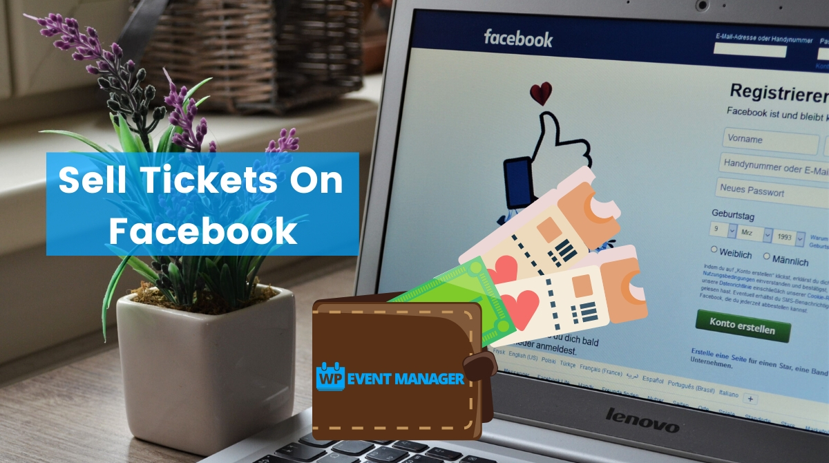 Sell Tickets on Facebook