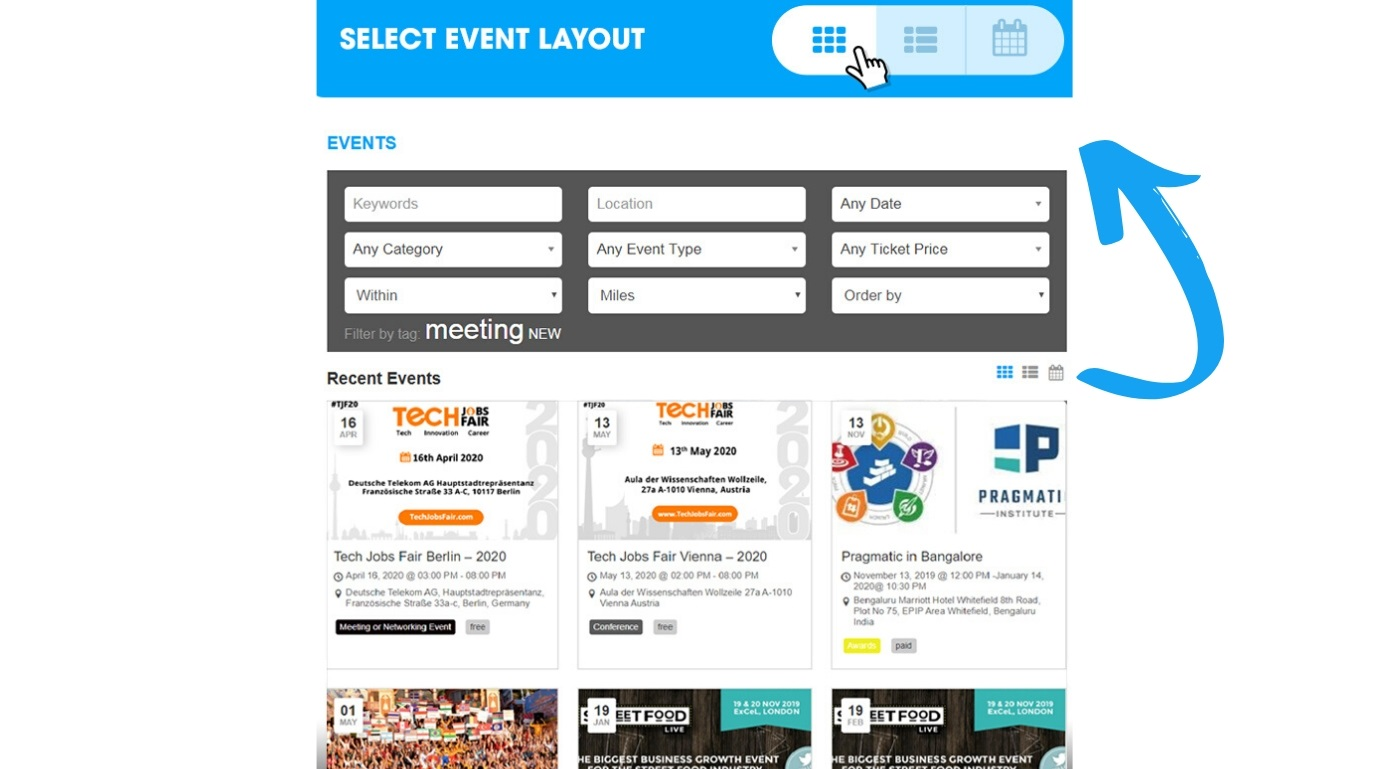 Scalability of WP Event Manager Plugin