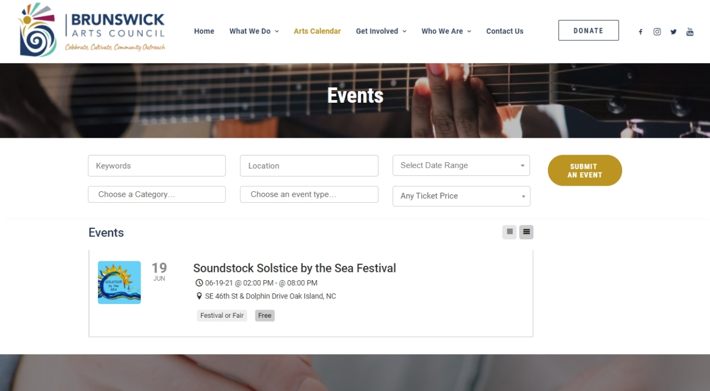 Awesome Website Guys's Brunswick Country Project