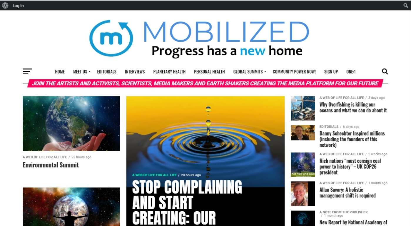 Mobilized News