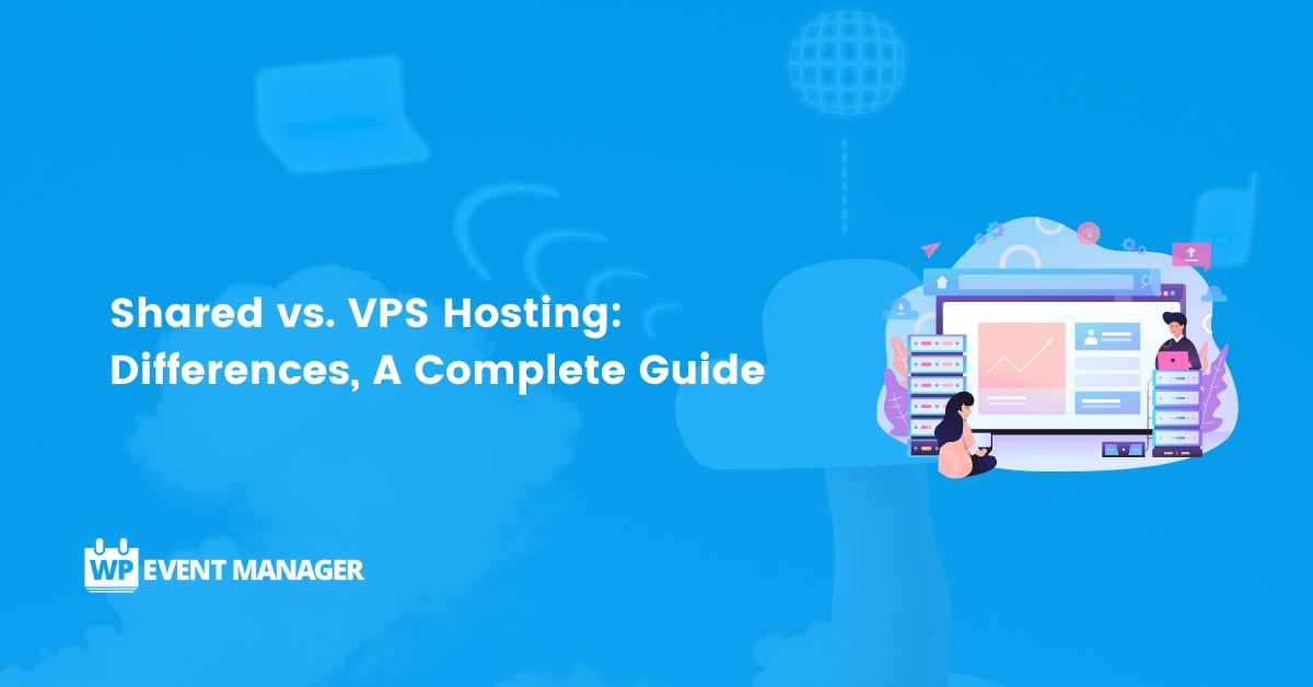Shared vs. VPS Hosting – Differences? A complete guide into the fascinating world of hosting