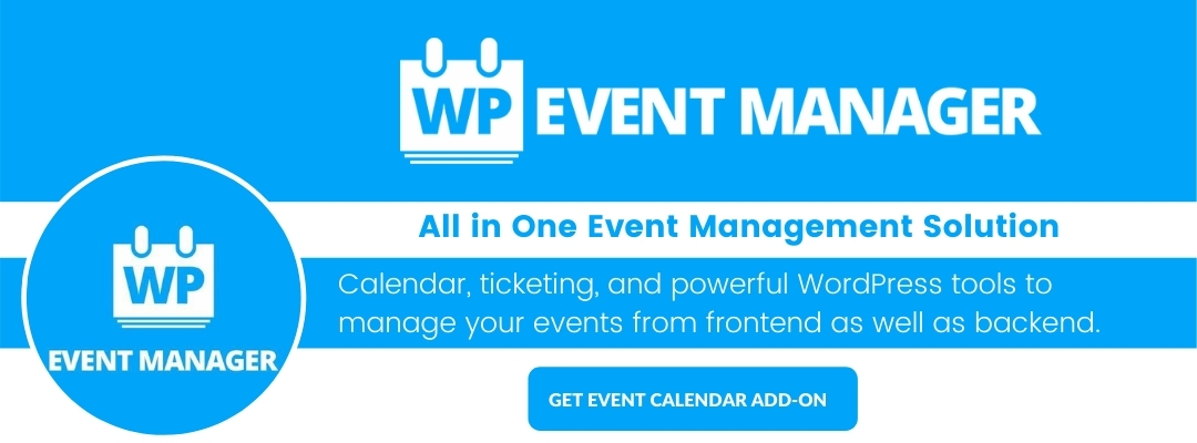 Find And Manage Productive Event Volunteers